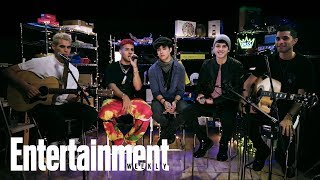 cnco-perform-39-de-cero-39-in-the-basement-entertainment-weekly