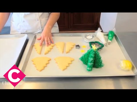 How To Make A 3d Christmas Tree Cookie