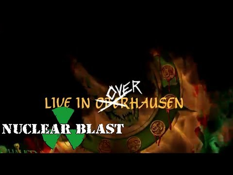 OVERKILL - 'Live In Overhausen'  The Available Formats (OFFICIAL TRAILER #2)