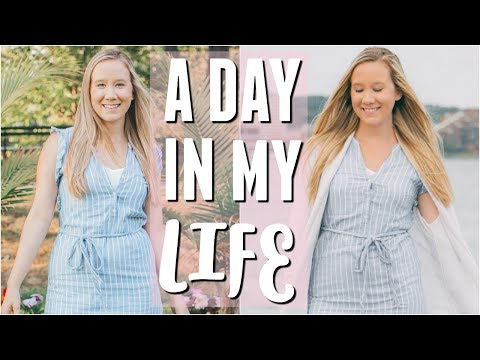 A DAY IN MY LIFE | HALIFAX CANADA
