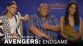 'Spider-Man: Homecoming' Stars Take A Spider-Man Quiz | EXTENDED