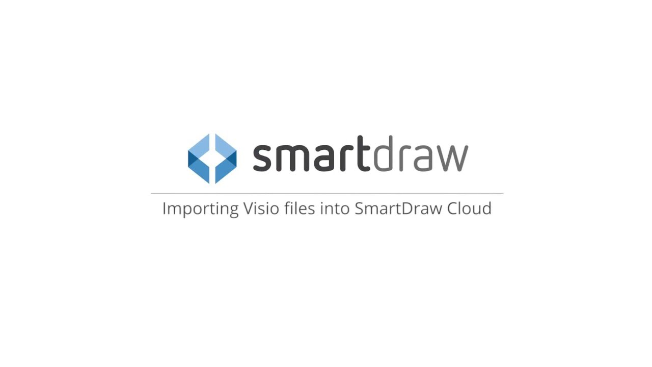 open and edit visio files with smartdraw cloud - Edit Visio Files Online