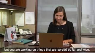 ADB Team Profile: Tina Rohner, Investment Specialist