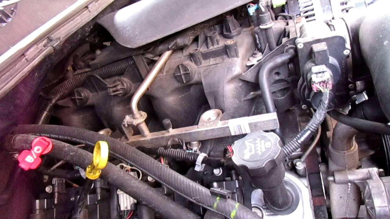 medium resolution of pcv fresh air hose 4 8 5 3 6 0 chevy gmc the big hose job