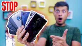 DON'T BUY A SMARTPHONE BEFORE WATCHING THIS VIDEO !