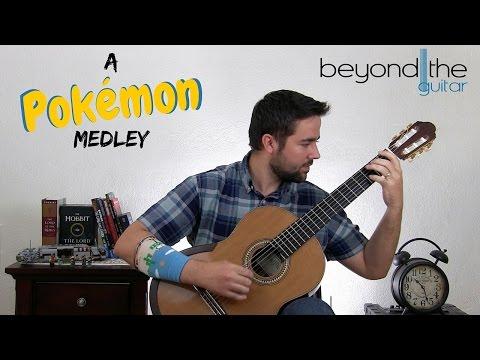 Pokémon: A Guitar Medley