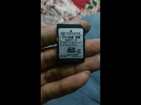 Nscp w64 sd card to unlock radio