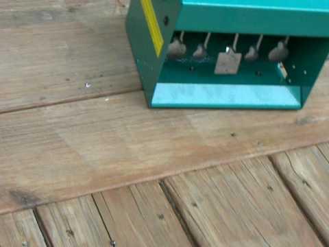 Gamo swinging pellet trap