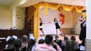 танец на день учителя) солнышко лучисто, Максим