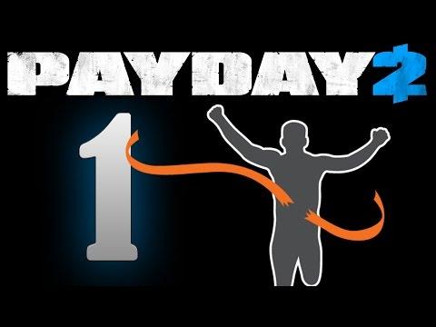 Payday 2 Marathon Gameplay (Part 1 Charity Stream)