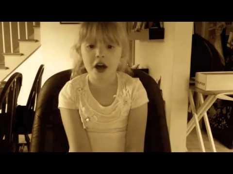 Anneli singing American Tears by Teresa Jennings