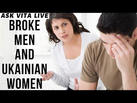 dating broke woman
