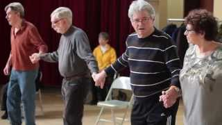 Dancing with Parkinson's (Evaluation Support Program 2015)