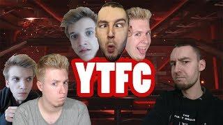 YOUTUBE FIGHTING CHAMPIONSHIP | WWE 2K18 #10