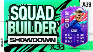 Fifa 21 Squad Builder Showdown!!! FUT BIRTHDAY RYAN KENT!!!