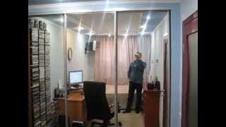 Гардеробная комната в хрущевке вместо кладовки | #шкафгардеробная #edblack(Многие люди живут в домах хрущевского типа, и конечно же знают что кладовка абсолютно не практична. В данно..., 2011-05-17T08:32:18.000Z)