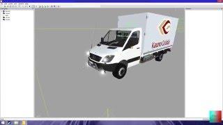 Let's Mod LS15/GE #1 - Mercedes Sprinter