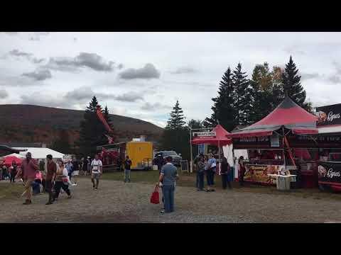 Hunter Mountain- Catskill NY fall trip 2017