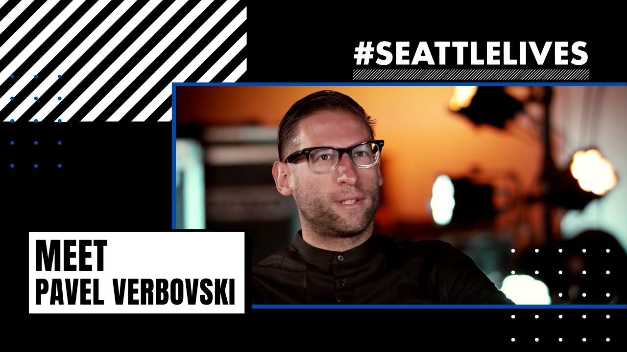Meet Pavel Verbovski, Business Development at PNTA #SeattleLives.