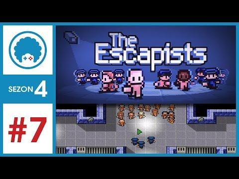 iGRAmy z The Escapists | s04 | Dzień #7 - Randeczka