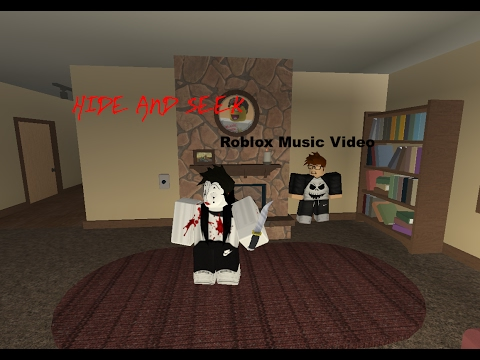 Roblox Hide And Seek Roblox Music Video