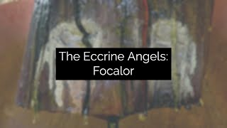Eccrine Angel: Focalor, Experimental Video Art and Music by Collin Thomas