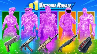 SKIN POINT ZÉRO ALÉATOIRE CHALLENGE ! Défi FORTNITE Battle Royale