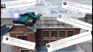 Tanki Online - Do a Parkour With Juggernaut?! Challenges #13