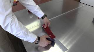 best practices for applying avery dennison v 5720 reflective tape