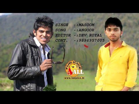 New  Latest Haryanvi  Song 2017# Angoor# Masoom sharma  & Sheenam  # DEV SAINI (989697005)