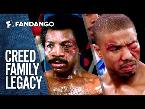 The Creed Legacy: Ultimate Franchise Mashup | Movieclips