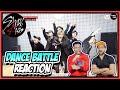 STRAY KIDS - DANCE BATTLE JYP VS YG - SURVIVAL SHOW EPISODE 7 REACTION