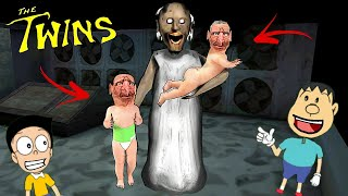 BABY BOB &amp BUCK  THE TWINS Horror Android Game - GRANNY 3 Ky Bety - Deewana and Rangeela Gameplay