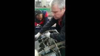 Раскоксовка СУРМ - ЯМЗ 236