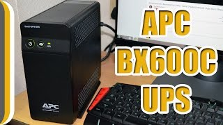 APC BX600C-IN 600VA UPS Unboxing and Review | How to select a UPS ?