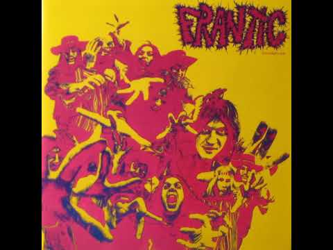 Frantic - Conception  1971  (full album)