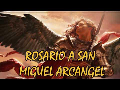 ROSARIO A SAN MIGUEL ARCANGEL.