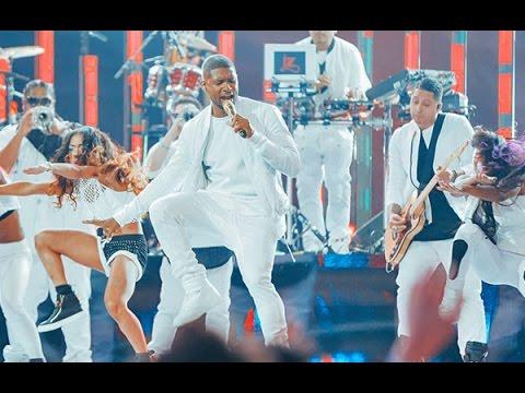 Usher BABY FULL SHOW 2015 Live URX Zürich Hallenstadion 60fps