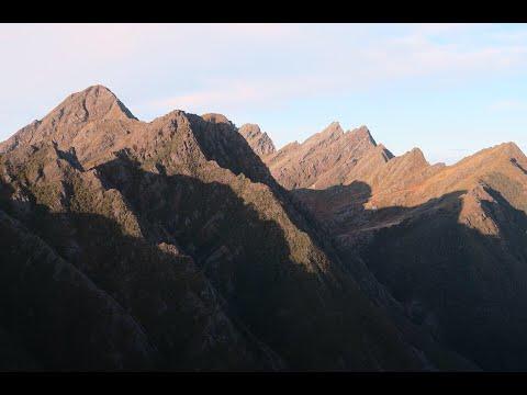Ridges And Rivers Traverse - Kahurangi National Park