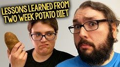 Penn Jillette Potato Diet: What We Learned From Eating Two Weeks of Potatoes ?