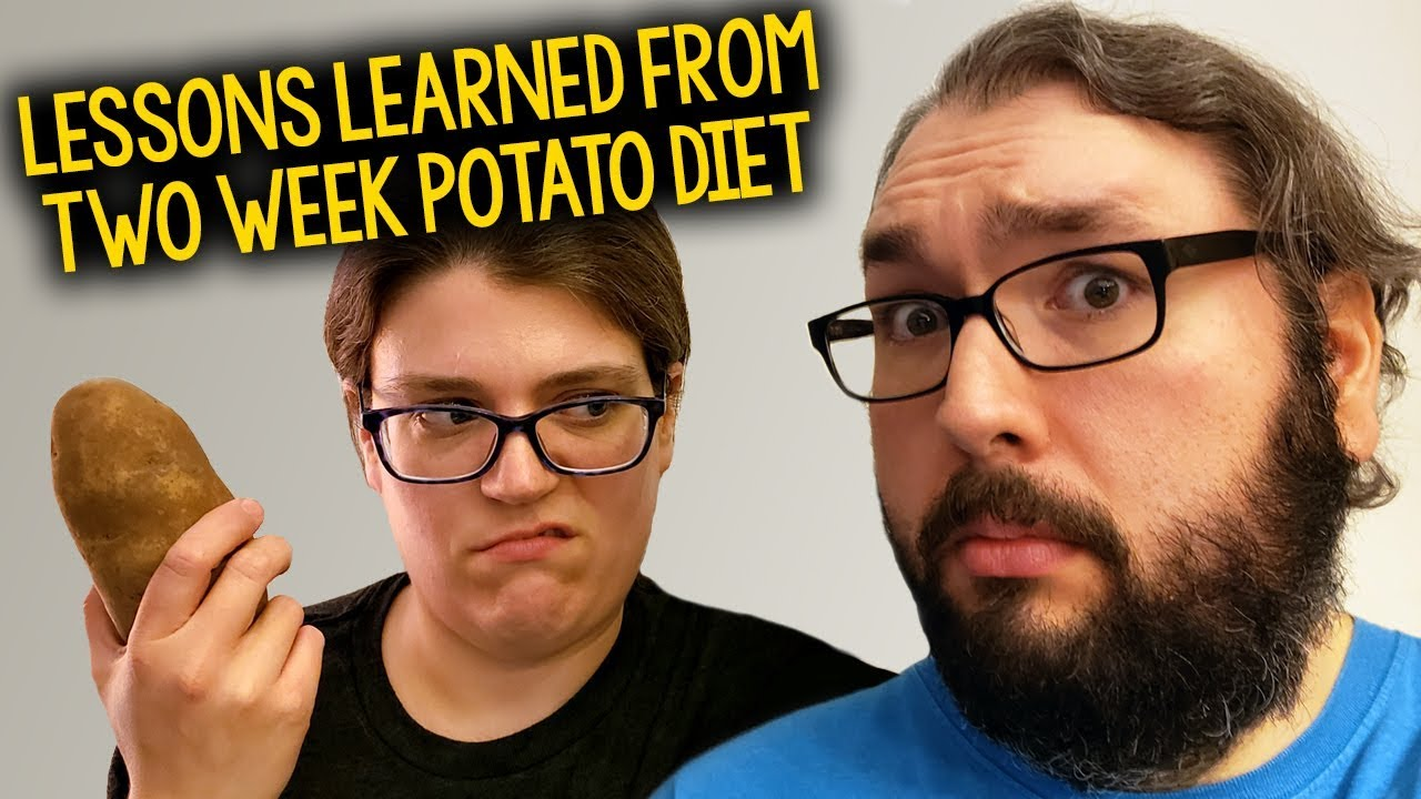 Penn Jillette Potato Diet: What We Learned From Eating Two Weeks of  Potatoes 🥔