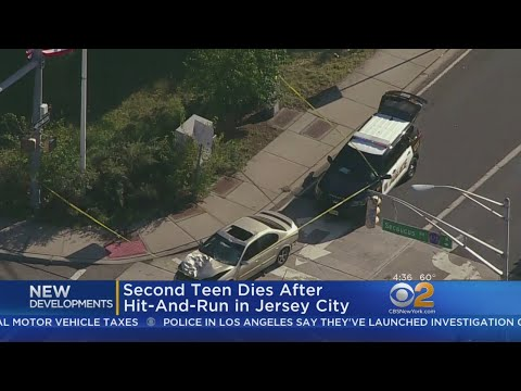2 Teens Killed In Jersey City Crash