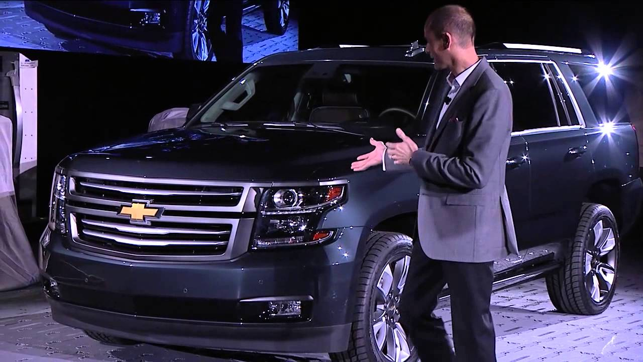 2015 chevrolet tahoe premium outdoors concept unveiled at 2014 sema show