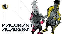 Team Liquid Valorant Academy Week 2 Highlights
