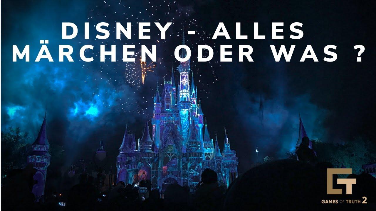 gamesoftruth 2 - Disney - Alles Märchen oder was ?