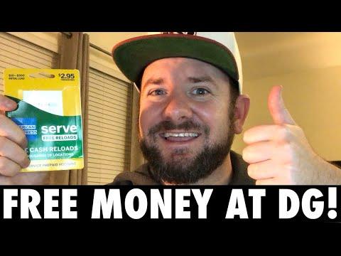FREE $15 At Dollar General - Prepaid Bonus Offer