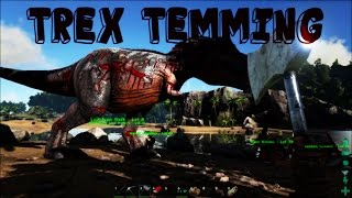 TREXHÆLVETE | Ark Survival Evolved EP2 | Norsk Gaming