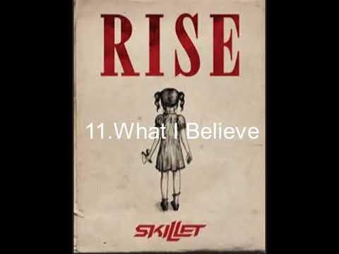 Skillet Rise Songs
