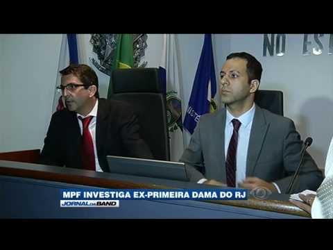 Mulher de Sérgio Cabral vira alvo do MPF