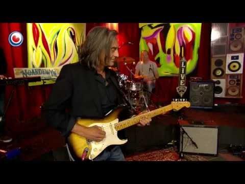 Allen Hinds (USA) yn Noardewyn Live Omrop Fryslân